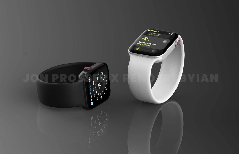 'Apple Watch Series 7 is er bijna, maar beperkt beschikbaar'