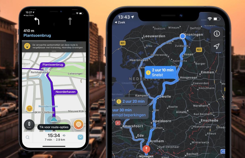 De beste navigatie-app voor iPhone (en uitstekende alternatieven)
