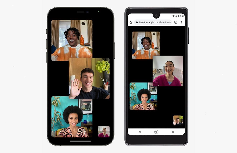 iOS 15: FaceTimen met Android-gebruikers doe je zo