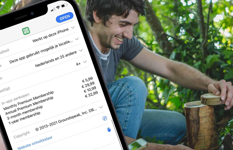 Getest: Is Geocaching Premium je geld waard?