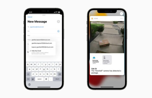 iCloud Plus HomeKit Secure Video