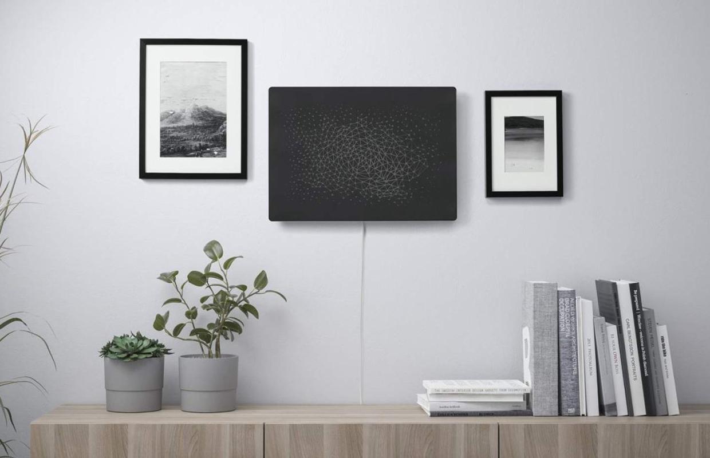 IKEA en Sonos maken van een speaker een kunstwerk