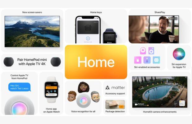 iOS 15 smart home