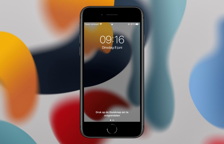 Downloaden: dit zijn de officiële wallpapers van iOS 15 (en iPadOS 15)