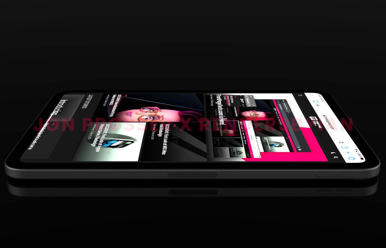 'Renders iPad mini 2021 tonen dunnere schermranden en usb-c-poort'