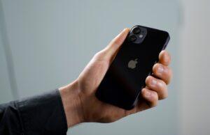 iphone 12 mini flop uitgelicht