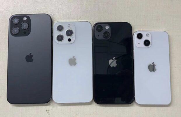 iphone 13 dummies uitgelicht