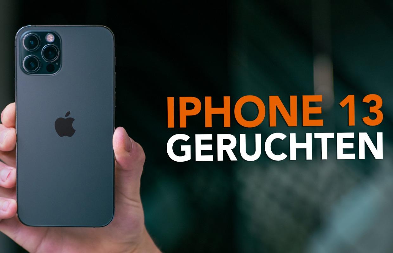 Video: de belangrijkste iPhone 13-geruchten op een rijtje