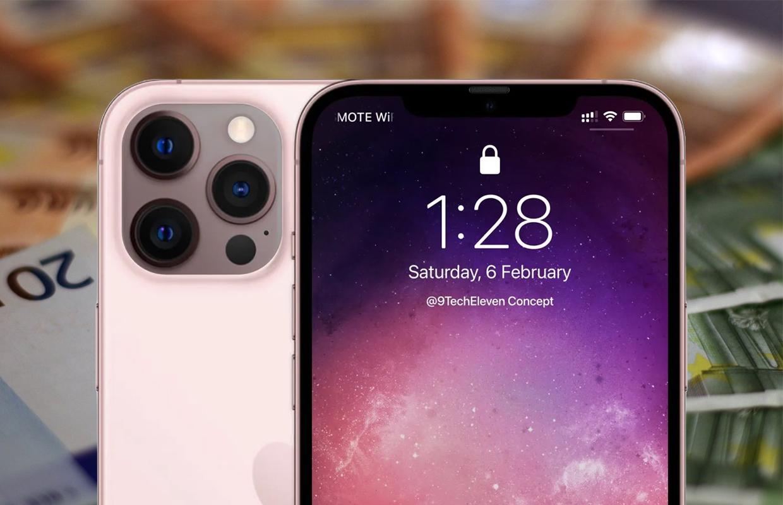 Gerucht: prijs van iPhone 13 blijft hetzelfde als die van iPhone 12