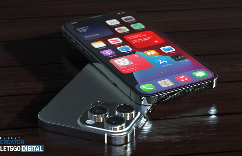 'iPhone 13 krijgt Apple Watch-achtig always on-display'