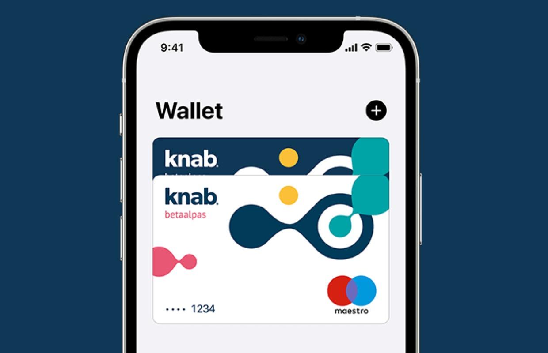 Knab voegt Apple Pay toe: draadloos betalen doe je zo