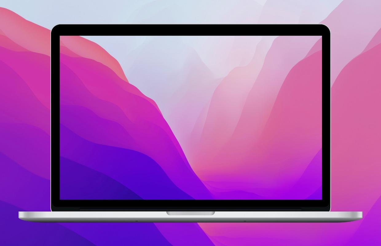 macOS 12 (Monterey): hier kun je de nieuwe wallpapers downloaden