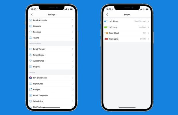 Beste mail-app
