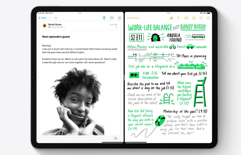 Multitasking in iPadOS 15: 6 grote verbeteringen op een rij