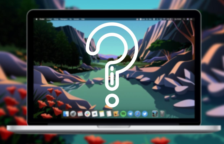 Wat wordt de naam van macOS 12? Apple heeft twee opties