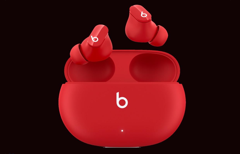 Officieel: Apple onthult Beats Studio Buds met actieve ruisonderdrukking
