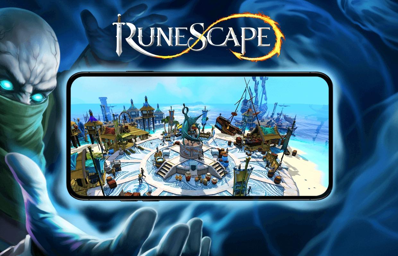 RuneScape Mobile nu beschikbaar voor iPhone en iPad