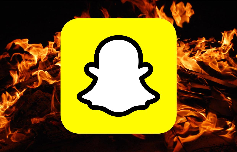 iPhone-gebruikers melden problemen met Snapchat na laatste update