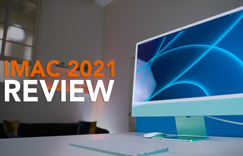 iMac 2021 review: is de nieuwe desktop krachtig genoeg voor jou? (Video)