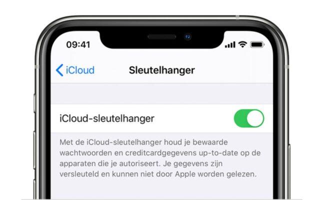 Wachtwoorden apps voor iPhone
