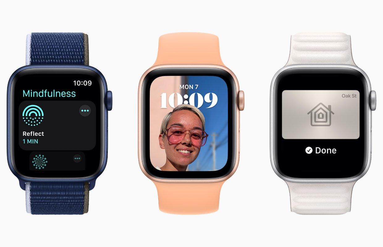 watchOS 8: deze Apple Watches krijgen een update