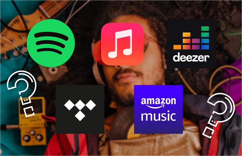 Overzicht: welke muziekdienst heeft de beste geluidskwaliteit?