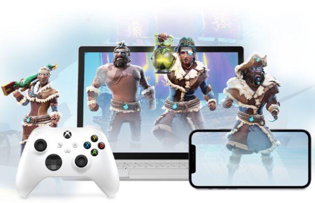 xbox cloud gaming uitgelicht