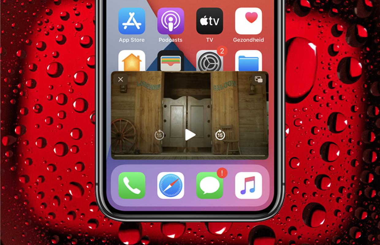 YouTube voor iOS krijgt officieel beeld-in-beeld-ondersteuning