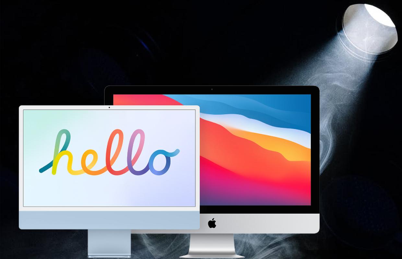 'Grotere nieuwe iMac komt pas in 2022 op de markt'