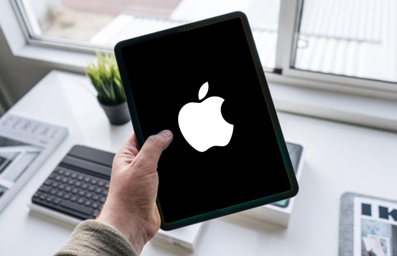 iPad blijft hangen op het Apple-logo? Zo krijg je 'm weer aan de praat