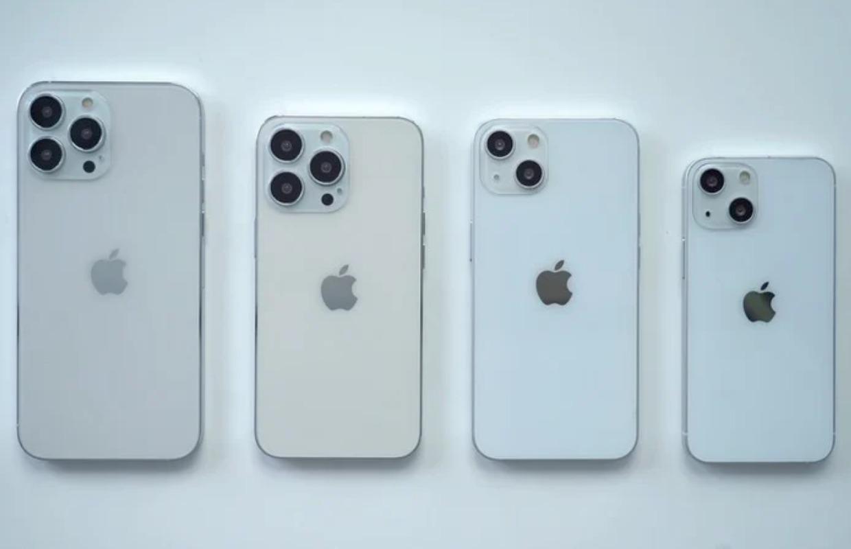 Video: 'Dit is het design van de iPhone 13 en iPhone 13 Pro'