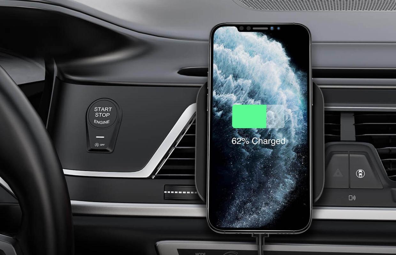 Met deze iPhone-autohouders ga je veilig onderweg