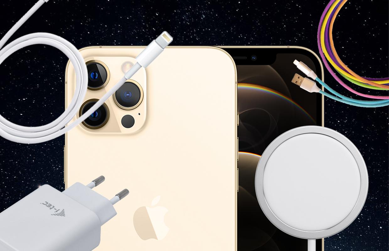 Apple iPhone-opladers versus oplaadaccessoires van derden