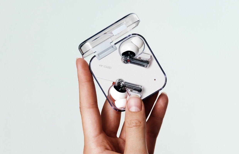 Zo willen de Nothing Ear (1) de AirPods Pro verslaan