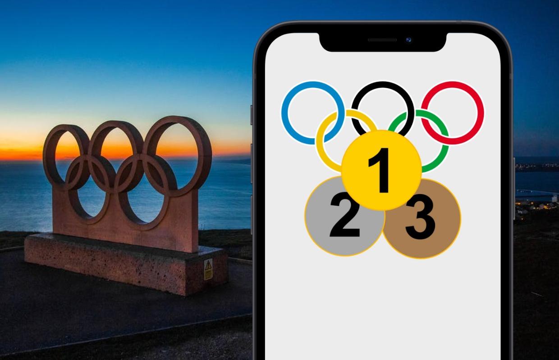 Olympische spelen: zo volg je de Nederlandse medailles met je telefoon