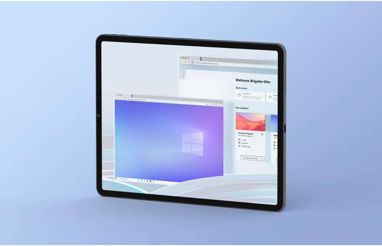 Windows draaien op je iPad? Dat kan binnenkort met Windows 365