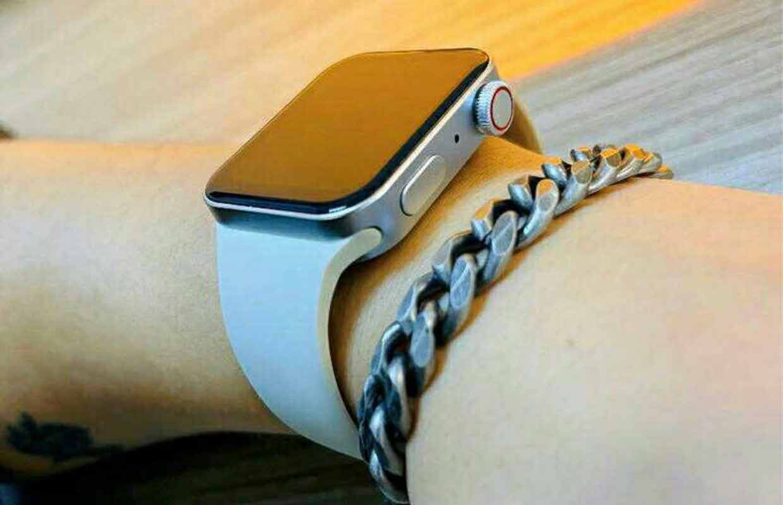 Chinese Apple Watch Series 7-klonen schetsen beter beeld van nieuw ontwerp