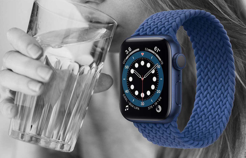 'Apple werkt aan nieuwe hydratatie-sensor voor de Apple Watch'