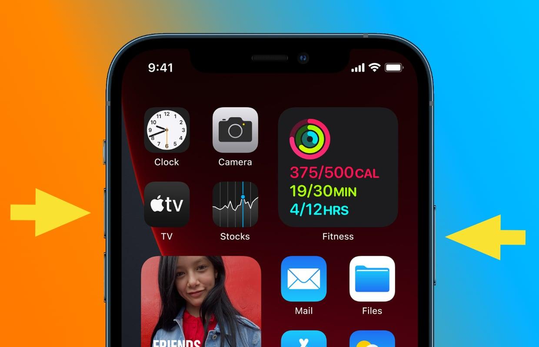 iPhone 12 uitzetten