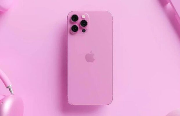 iPhone 13 pink kleuren
