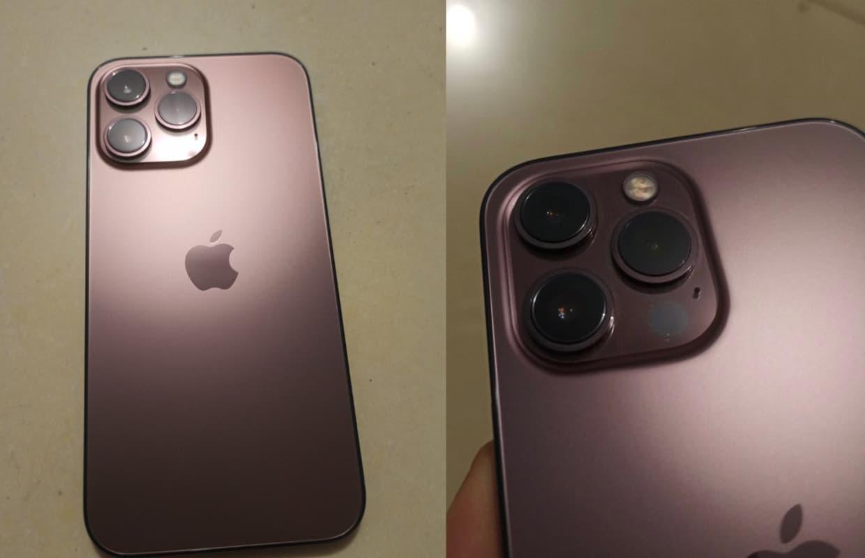 Vermeende iPhone 13-foto's tonen opvallende kleur