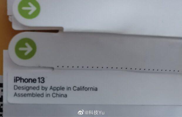 iPhone 13 naam op stickers