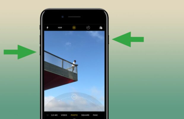 iPhone 7 geforceerd uitzetten