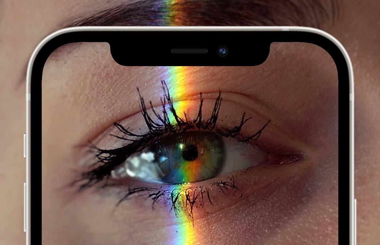 'Toekomstige iPhone gaat automatisch uit als je niet naar het scherm kijkt'
