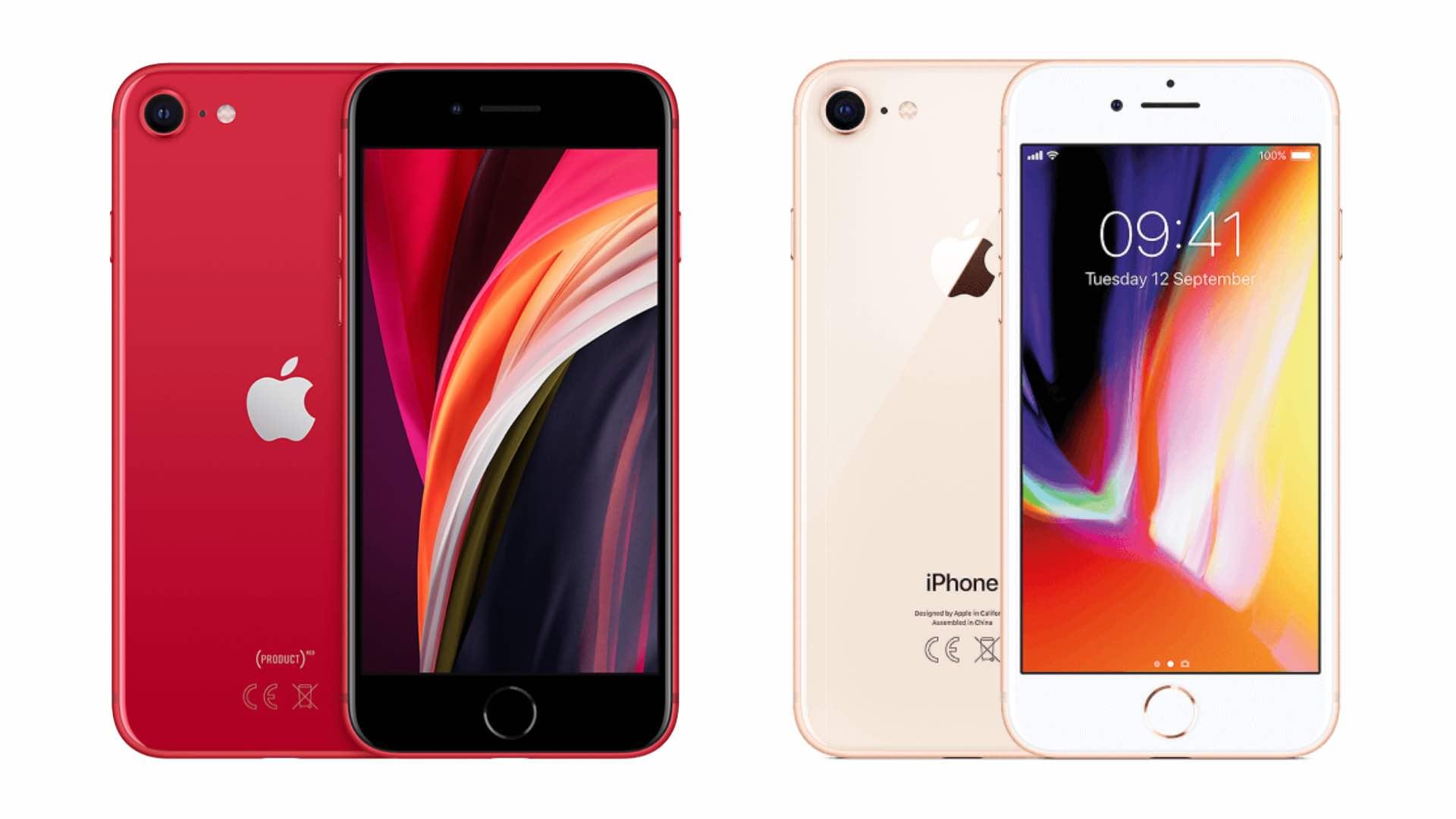 iPhone SE 2020 vs iPhone 8: welk toestel moet je in 2021 kopen?
