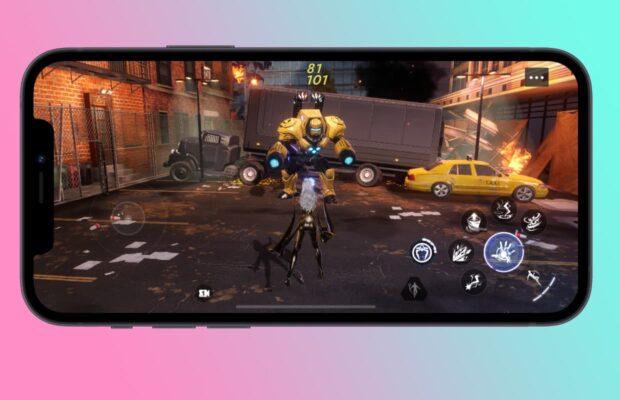 Beste iPhone apps week 34: Marvel Future Revolution