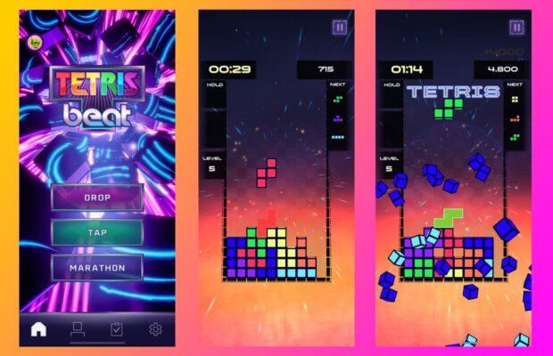 Beste iPhone apps week 34: Tetris Beat Apple Arcade