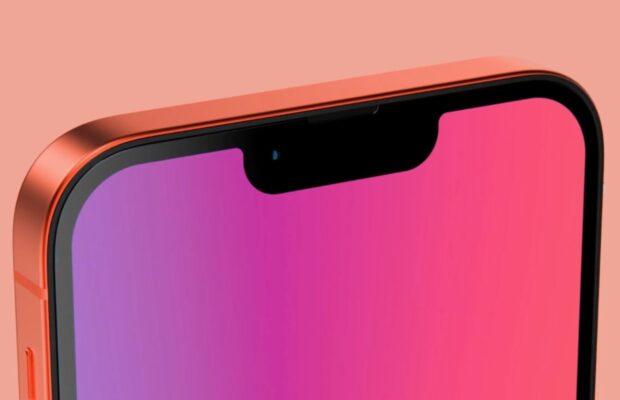 waarom de iphone 13 een notch krijgt