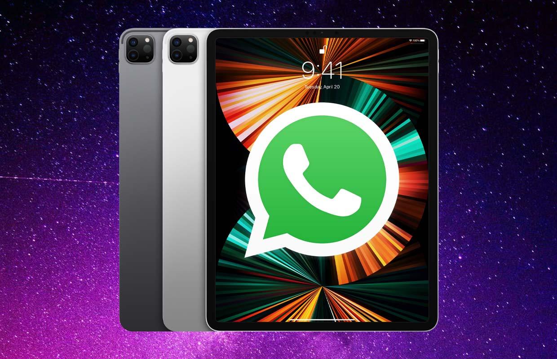 Het lijkt wel een droom: WhatsApp werkt aan iPad-app