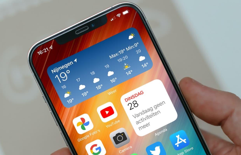 Android-look op je iPhone 13: moet kunnen als het aan Google ligt!